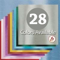 "Polished Luster Sample Lot - 26+ Colors - 20""x20"" Napkins"
