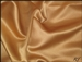 "Premium Satin Lamour 20""x20"" Napkins (1 dozen) - Antique Gold"