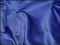 "Premium Satin Lamour 17""x17"" Napkins (1 dozen) - Regal Blue"