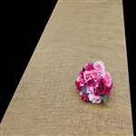 36 x 100ft Natural Jute Burlap Aisle Runner