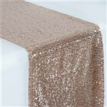 Duchess Sequin Table Runners – Blush