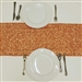 Duchess Sequin Table Runners – Orange