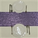 Duchess Sequin Table Runners – Purple