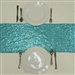 Duchess Sequin Table Runners – Turquoise
