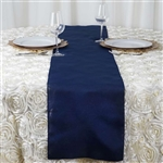 Navy Polyester Runner Table Top Wedding Catering Party Decorations