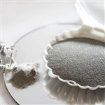Whimsical Decorative Color Sand - Silver