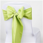 Chair Sash (Polyester) - Sage Green