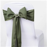 Chair Sash (Polyester) - Willow Green