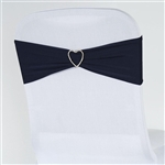 Chair Sash (Spandex) - Navy