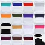 Econoline Spandex  - Sample Kit - 15 Colored Sashes