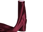 "Satin Fabric Bolts -  54"" x 10Yards - Burgundy"