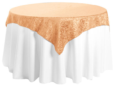 "45"" x 45"" Square Premium Somerset Tablecloth"