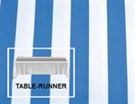 "Premium Stripe Table Runner 12""x108"""