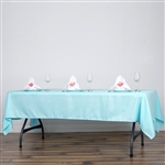 Econoline Blue Tablecloth 60x102""