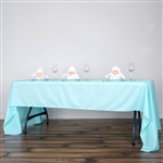 Econoline Blue Tablecloth 60x126""