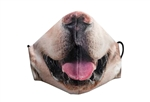 The Dog Print Poly/Cotton Masks - 25-Pack