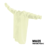 Protective / Isolation Gowns - Pack of 25 - Maize