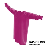 Protective / Isolation Gowns - Pack of 25 - Raspberry
