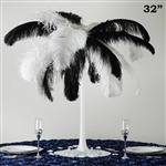 "6/Set 32"" Eiffel Tower Vases (White)"