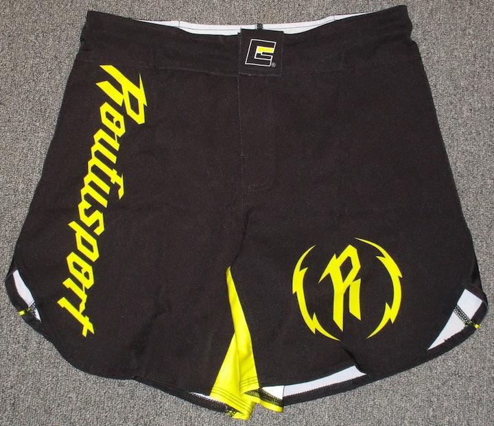 d69665fa704c NEW STYLE! Roufusport Limited Edition Black Kickboxing MMA Hybrid ...