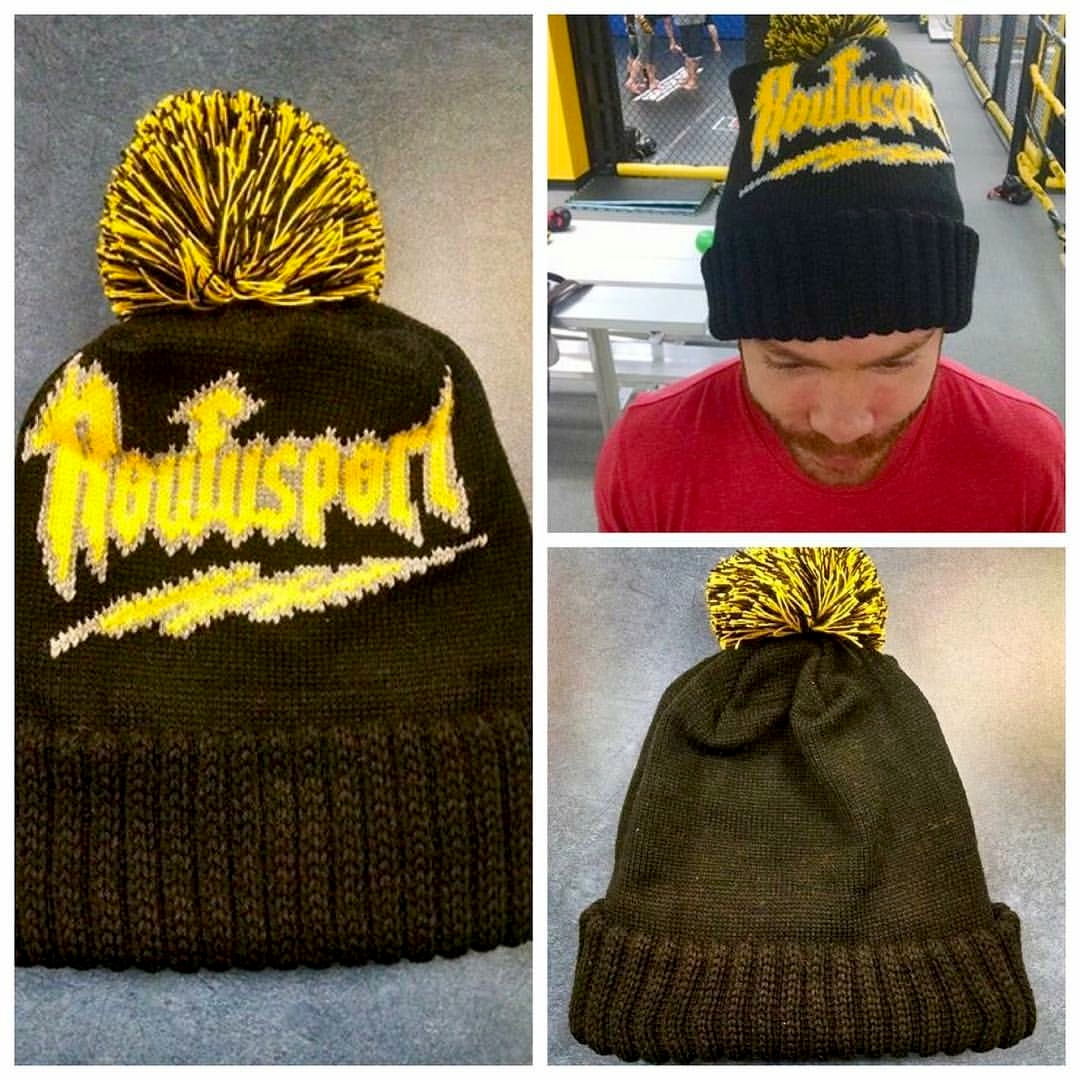 807694bdaf6 Roufusport Custom Deluxe Cuff Knit Hat