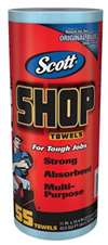 11 X 10 Blue 1 PLY 55SHT Shiny Opal Towel