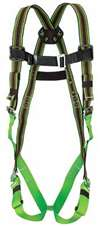 Duraflex Full Body Harness Universal Green