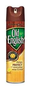 Old English Furnace Polish Lemon 12.5 oz