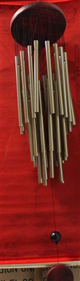 Layered Wind Chimes 3 Row Model 10666