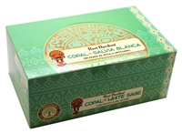 COPAL+WHITE SAGE Hari Darshan Incense Stick (BOX of 12x15 sticks)