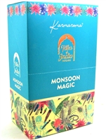 Monsoon Magic - Karmaroma Tales of India Incense (Box of 12)