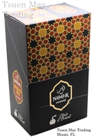NOOR - Dehn-Al Oud - Incense by Hari Darshan Elixir d'Orient Series (Box of 12x15grams)