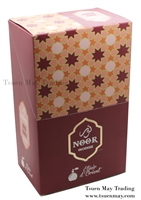 NOOR - Oud Ruby - Incense by Hari Darshan Elixir d'Orient Series (Box of 12x15grams)