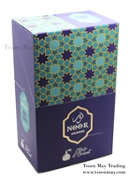 NOOR - Oud Topaz - Incense by Hari Darshan Elixir d'Orient Series (Box of 12x15grams)