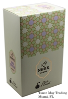 NOOR - Oud Crystal - Incense by Hari Darshan Elixir d'Orient Series (Box of 12x15grams)