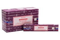Satya Darshan 15 gram incense