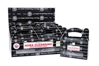 [Backflow] Satya Aura Cleansing Backflow Cones (Box of 6 Packs)