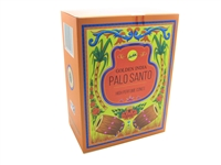 Golden India Palo Santo High Perfume Cones (10 cones in 12 packets)