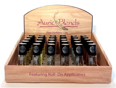 Auric Blends Best Sellers Display