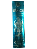 Ganesh Special Fluxo Incense Stick by ANAND Products (Pack of 10 of 25 grams each)