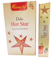 Aromatika Vedic Hot Star 15 grams (12 / Box)