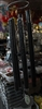 "Large 65"" Wind chimes (Black) Model AT65SV"