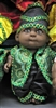 Jimagua Baby Ogun Doll (Single Doll)