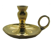 Brass Candle Holders (small)