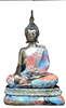 Buddha one hand on knee Model - 429