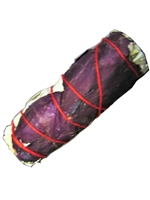 "MIX - White Sage with Rose Petals Smudge Sticks 4"" (Single)"