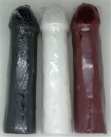 Male Genital Candle (Per piece) [Select Colors]