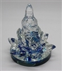 Crystal Kwan Yin on Lotus - Select Color