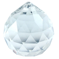 Feng Shui Crystal Prism 20mm