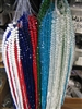 Crystal Beads (10mm) by Single String